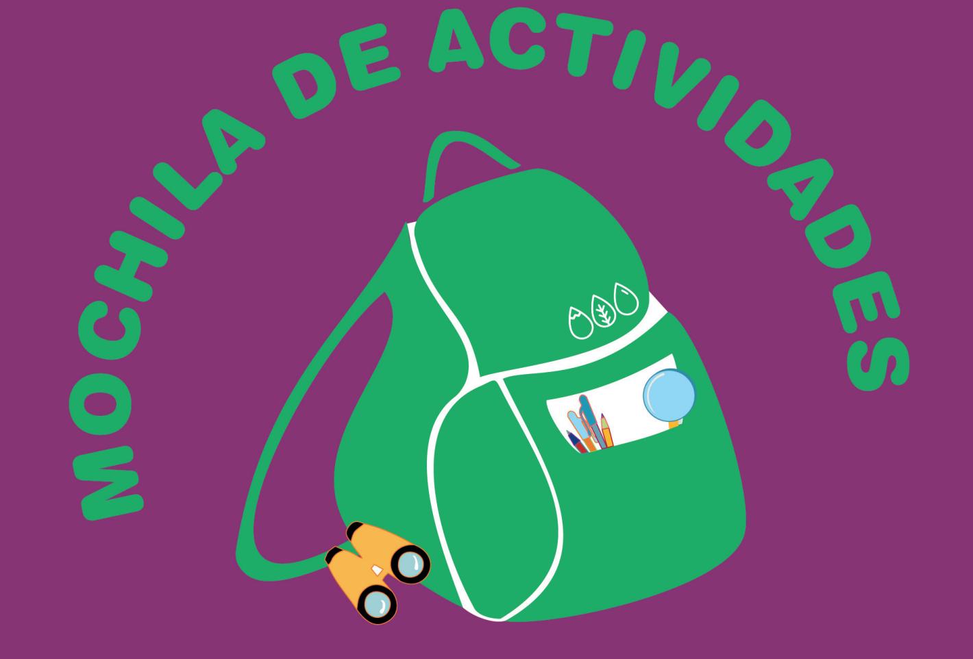 Diciembre 2018: Mochila de actividades en espacios protegidos.
