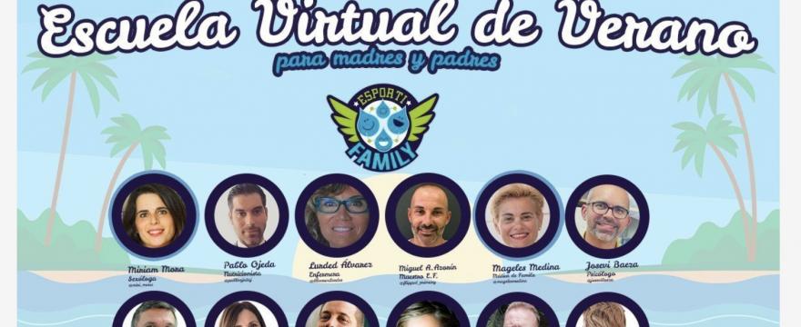 Alfonso, un ejemplo de graduado en la Escuela Virtual de Verano
