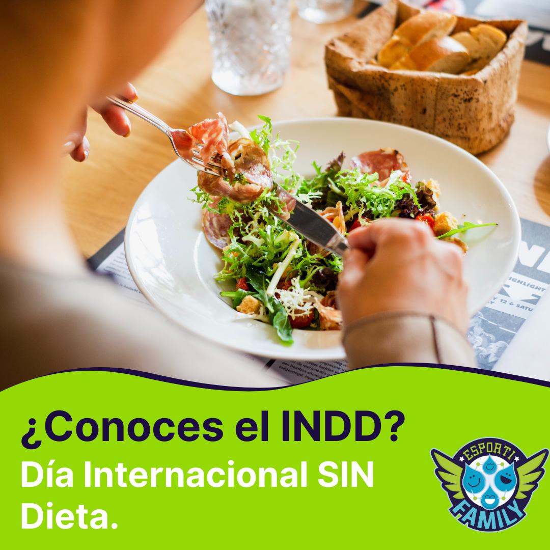 ¿Sabes qué es el INDD? ¿Sabes que es hoy?