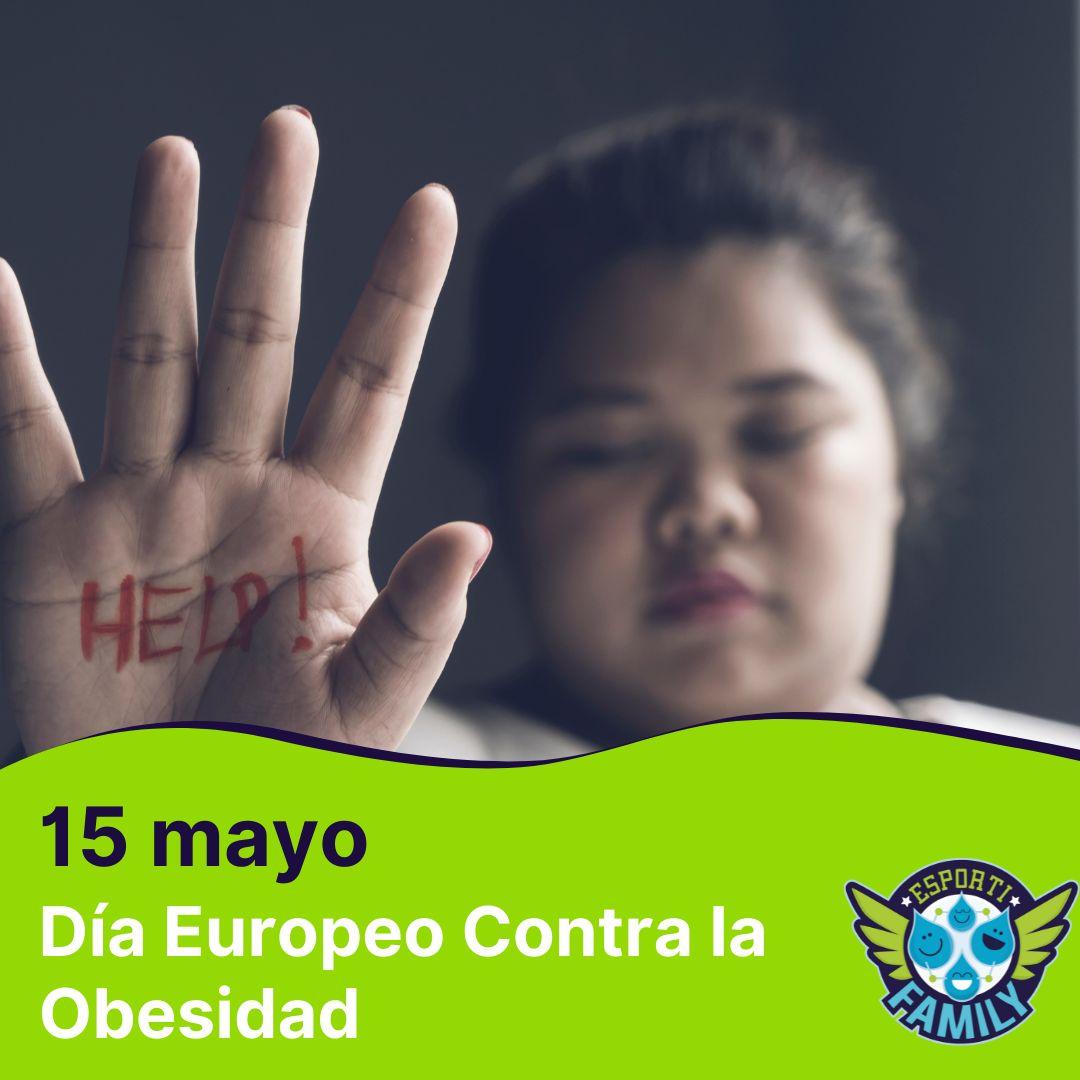 Hoy es el Día Europeo de la Obesidad y no podíamos dejarlo pasar.